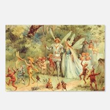 Vintage Thumbelina Weddin Postcards (Package of 8)
