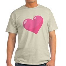 Pink Candy Heart T-Shirt
