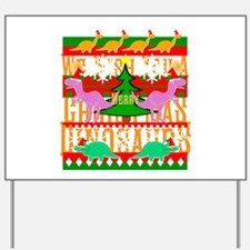 Christmas patterns yard signs custom yard lawn signs for Christmas yard signs patterns