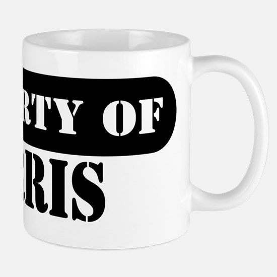 Property of Norris Mug