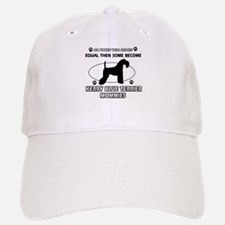 KERRY BLUE TERRIER mommy designs Cap