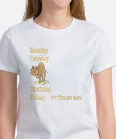 Friday Camel Women's T-Shirt