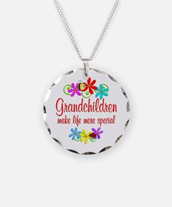 Special Grandchildren Necklace