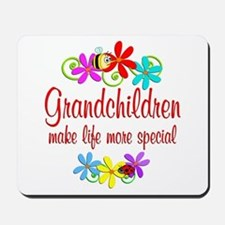 Special Grandchildren Mousepad