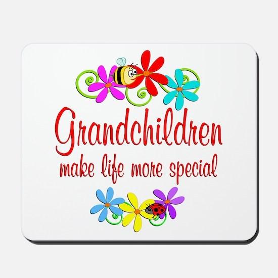 Special Grandchildren Mousepad