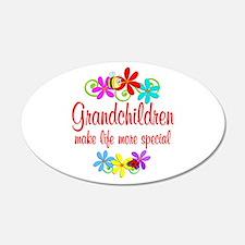 Special Grandchildren Decal Wall Sticker
