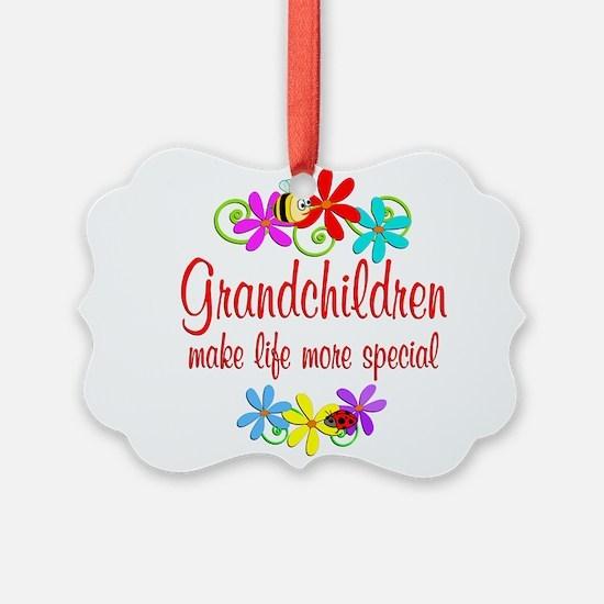 Special Grandchildren Ornament