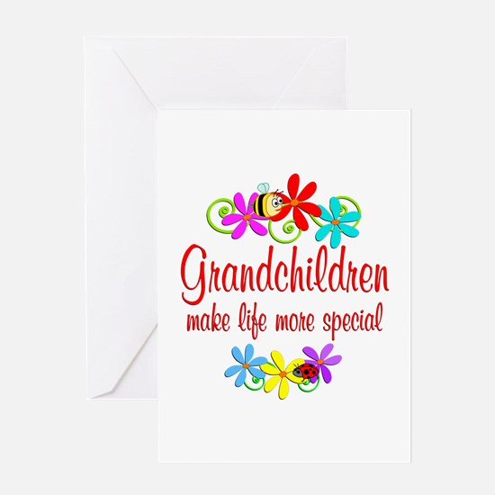Special Grandchildren Greeting Card