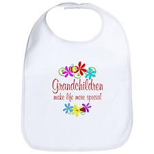 Special Grandchildren Bib