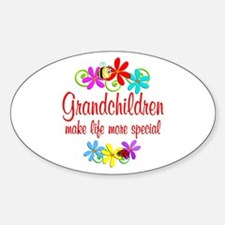 Special Grandchildren Bumper Stickers