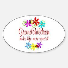 Special Grandchildren Stickers