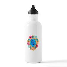 Hawaiian Blue Honu Water Bottle