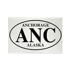 Anchorage Rectangle Magnet