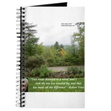 Robert Frost And Quote Journal