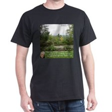 Robert Frost And Quote T-Shirt