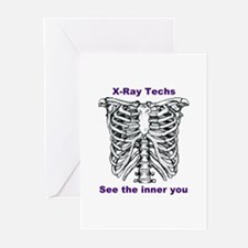 X-Ray Inner You Greeting Cards (Pk of 10)
