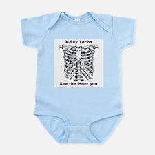 X-Ray Inner You Infant Bodysuit