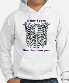 X-Ray Inner You Hoodie