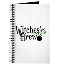 'Witches' Brew' Journal