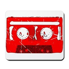 Cassette Tape Retro Mousepad