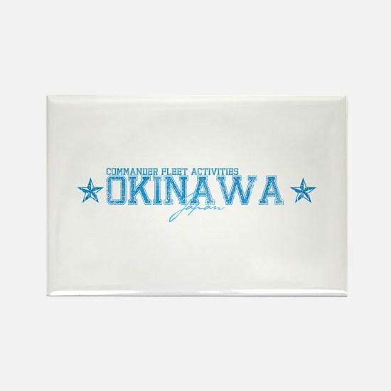 CFA Okinawa Japan Magnets