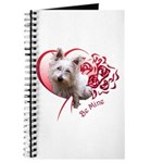Valentine Terrier Journal