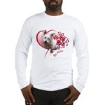 Valentine Terrier Long Sleeve T-Shirt