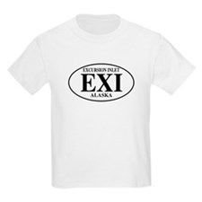 Excursion Inlet Kids T-Shirt