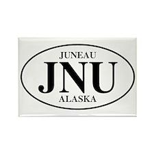 Juneau Rectangle Magnet