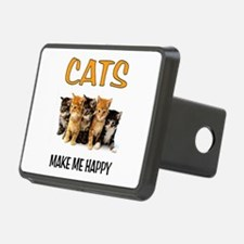 HAPPY CATS Hitch Cover