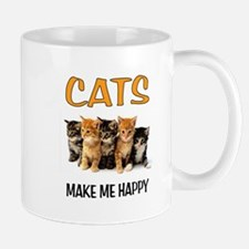 HAPPY CATS Mugs
