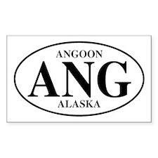 Angoon Rectangle Decal