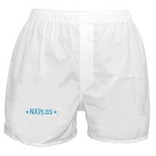 Naval Hospital Naples Italy Boxer Shorts