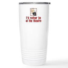 At the Theatre Travel Mug