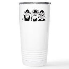 No Evil Travel Mug