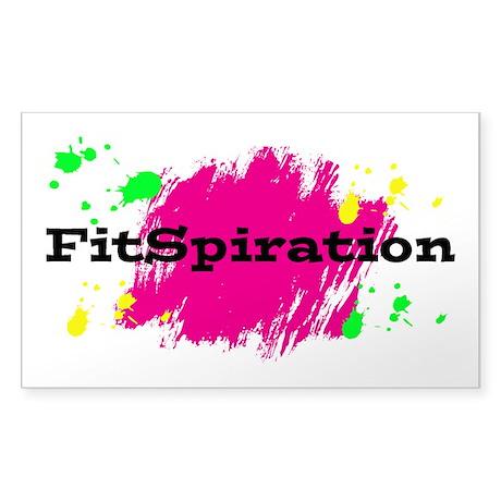 FitSpiration Sticker