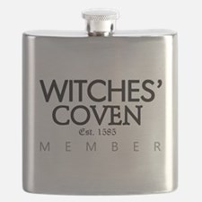 'Witches' Coven' Flask