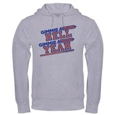 BMS Gimme Hell Yeah Hoodie
