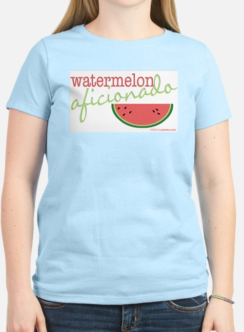 Watermelon Women's Pink T-Shirt