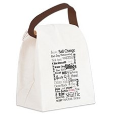 Tap steps collage.png Canvas Lunch Bag