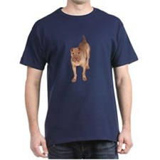 Chinese Shar Pei Art T-Shirt