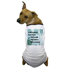 Volkssport Survivor Dog T-Shirt