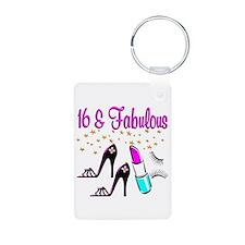 CELEBRATE 16 Keychains
