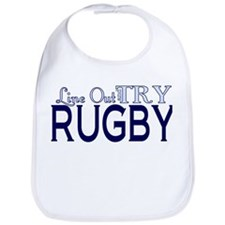 Rugby Line Out and Try Bib