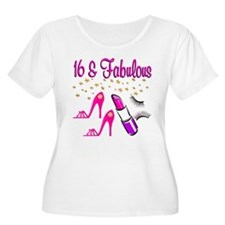 FABULOUS 16TH T-Shirt
