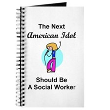 Social Worker Idol Journal