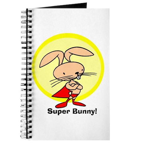Super Bunny Journal