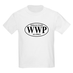 Whale Pass Kids T-Shirt