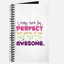 I may not be Perfect Journal