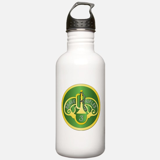 DUI - 3rd Armored Cavalry Rgt Water Bottle
